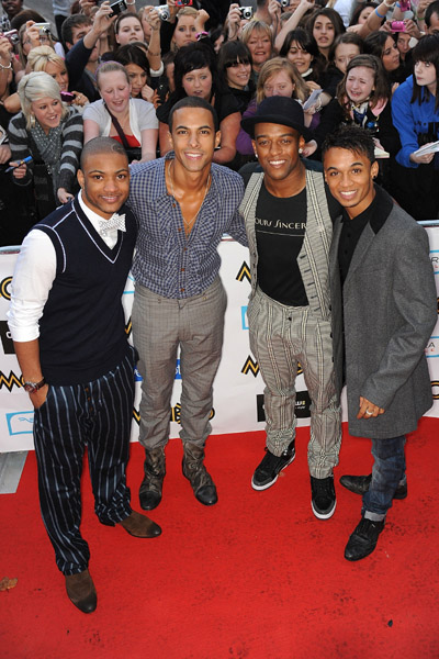 When questioned about those pesky gay rumours, members from boy-band JLS had ...