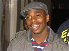Victim Jason Johnson