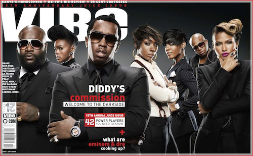 Death row records vibe vibe magazine front cover