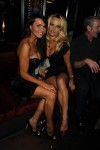 Former Baywatch babe Pamela Anderson (Right)