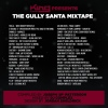 THE GULLY SANTA MIXTAPE (BACK)