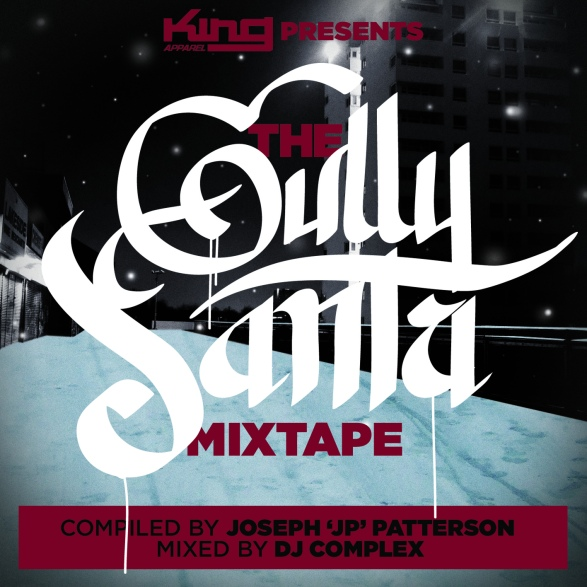 THE GULLY SANTA MIXTAPE (FRONT)