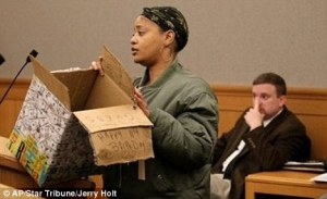 Stephanie Champion testifies in court