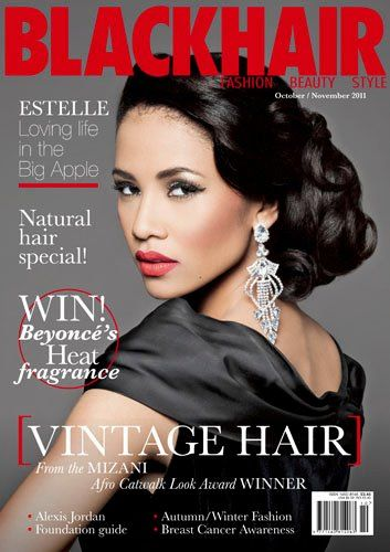 BLACK HAIR MAGAZINE FRONT COVER (OCT/NOV 2011 ISSUE) – MAD ... - photo#32