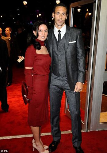 Rio and his wife Rebecca