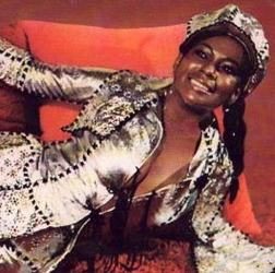 Sylvia Robinson was also a singer and a producer