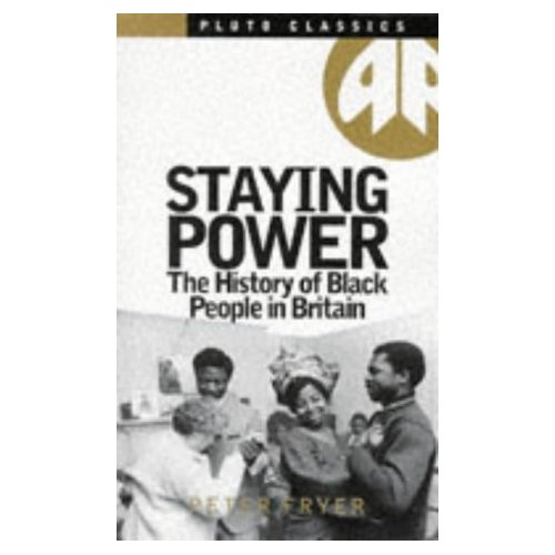 BLACK HISTORY MONTH: BOOK TO READ – STAYING POWER. BLACK PEOPLE IN ...