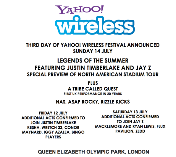 Yahoo Wireless