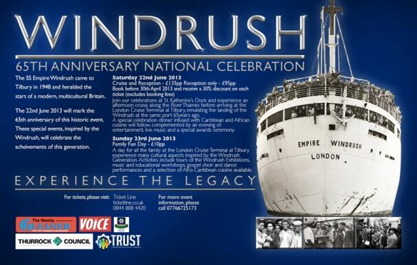 empire windrush The empire windrush was originally a german passenger liner launched in the 19230s and named mv monte rosa she was used by germany as a troop ship during the second world war and the british took.