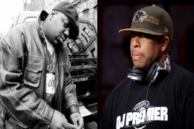 B.I.G and DJ Premier