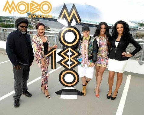 Jazzie B, Stooshie and MOBO founder Kanya King