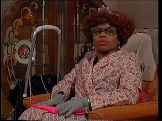 Collette Johnson - As Aunty Mrs. Lewis