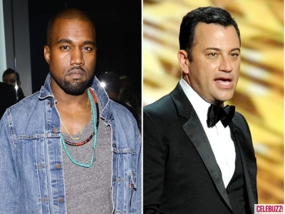 Kanye West vs Jimmy Kimmel