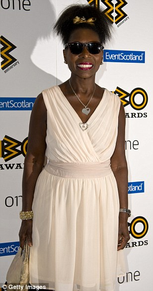 Kids TV legend Floella Benjamin