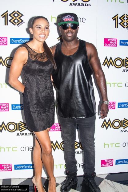 Fashion trendsetter Kojo Louise Hazel