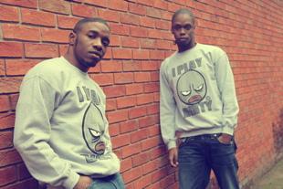 Rap duo Krept & Konan