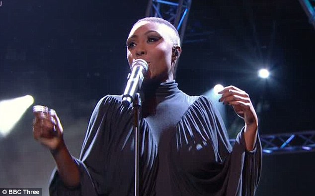 MOBO winner Laura Mvula