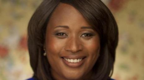 ITV News presenter Charlene White