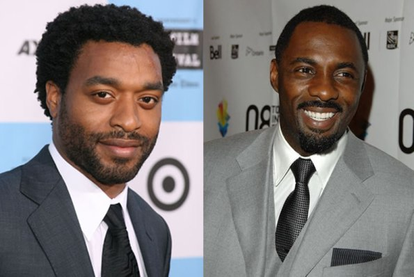 Chiwetel Ejiofor and Idris Elba
