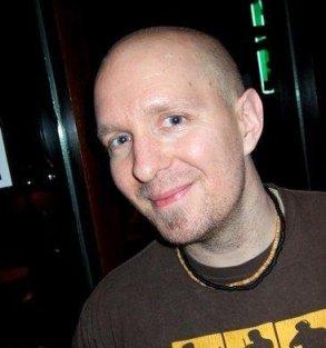 Blogger and film critic Ben Child