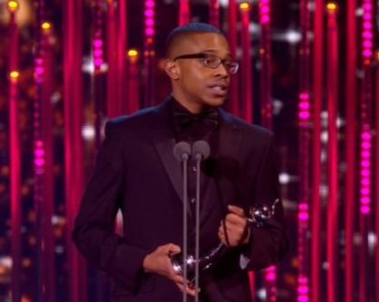 'Best Newcomer' winner Khali Best