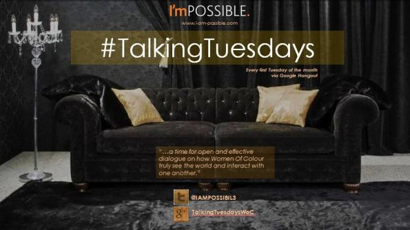 talking Tuesdays