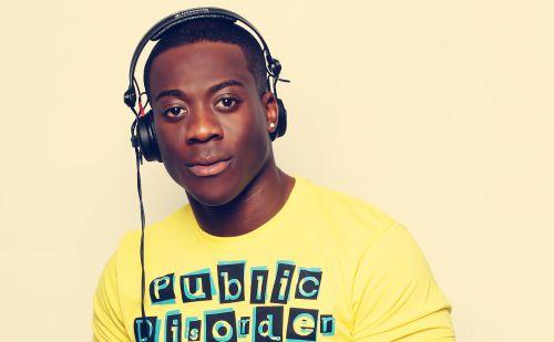 Afro Beats DJ - DJ Abrantee