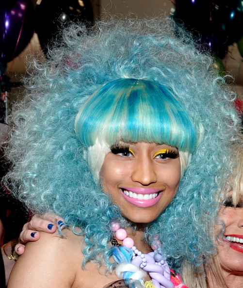 Nicki Minaj Without A Wig Or Weave WIG DESIGNER SU...