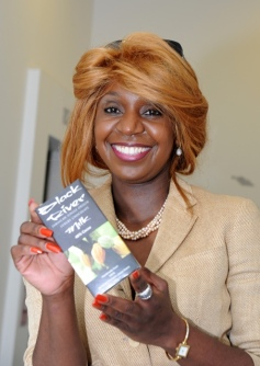 Photograph courtesy of JamaicanHiddenHistories.com Black River Chocolate founder and CEO Marvia Borrell