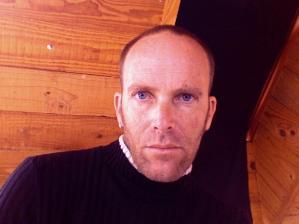 South African artist Brett Bailey