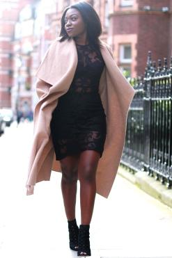 Fashion blogger Fiasyo Longe