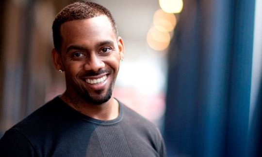 Eastenders star Richard Blackwood was in attendance.