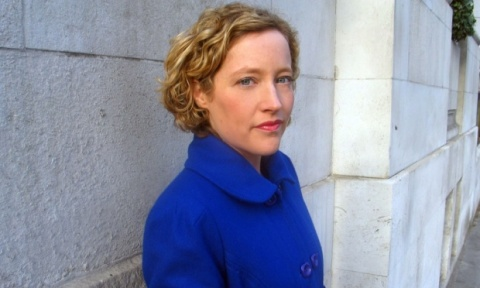 Old Liar: Cathy Newman: tweeted on that she was 'ushered out of the door' of the South London Islamic Centre in Streatham. PR Photograph: