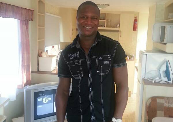 Sheku Bayoh, who died in Hayfield Road, Kirkcaldy, while in police custody. Picture: Contribtued