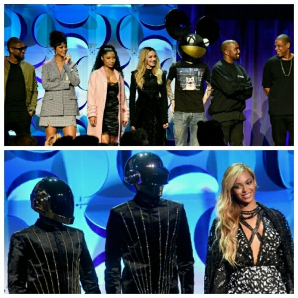 A mix of celebrity and arrogance: TIDAL launch/press conference