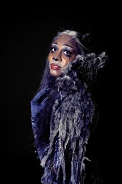 Beverley as  Grizabella