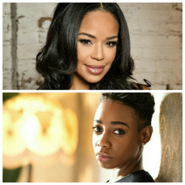 Sarah-Jane Crawford (top) and A.Dot (Bottom)