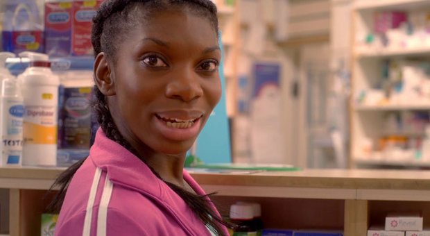 Chewing Gum star Michaela Coel