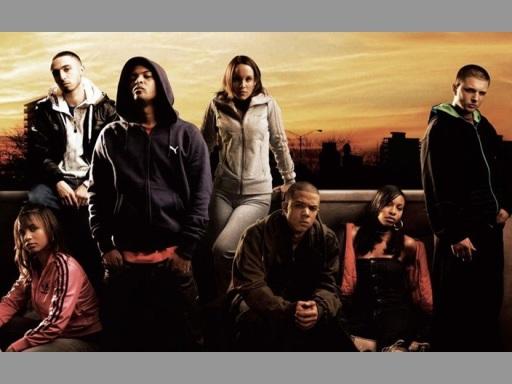 Adulthood poster (2008)