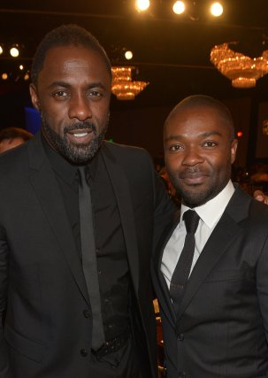 Idris Elba and Oyelowo