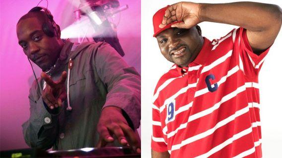 Seani B & DJ Ace