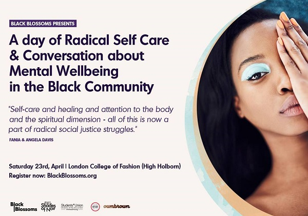 Radical Selfcare BB Flyer