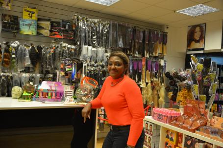Xsandy's owner Sandra Brown-Pinnock