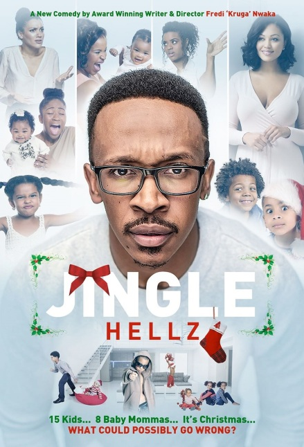 Jingle Hellz Teaser Poster